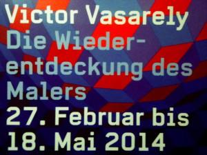 Victor Vasarely @ Haus Konstruktiv