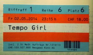 Tempo Girl @ Riffraff
